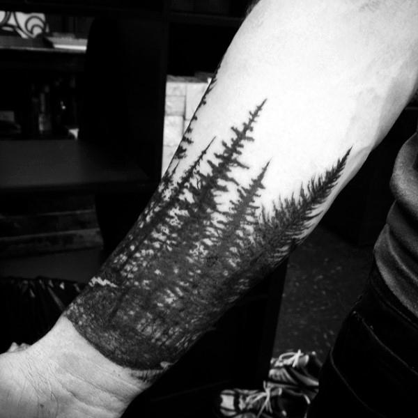 Tattoo Ideas Trees: 19+ Forearm Tree Tattoos
