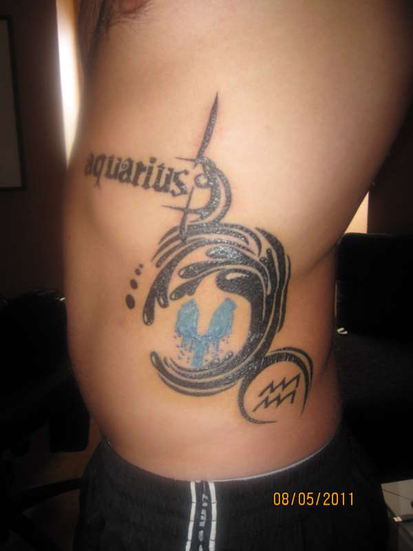 55 Cool Aquarius Tattoos