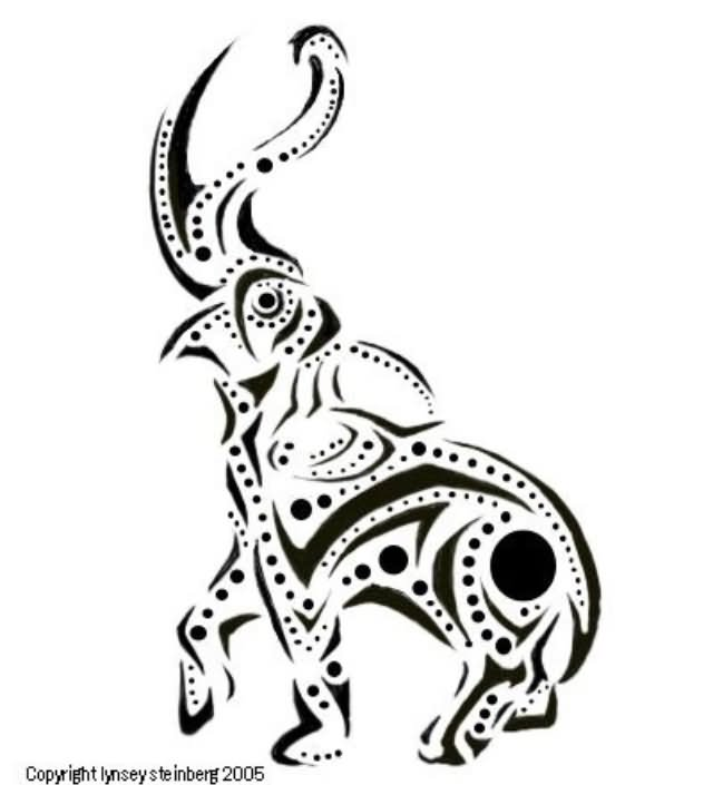 9+ Elephant Tribal Tattoo Designs And Pictures