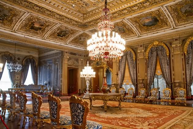 30 Adorable Pictures And Photos Of The Dolmabahce Palace