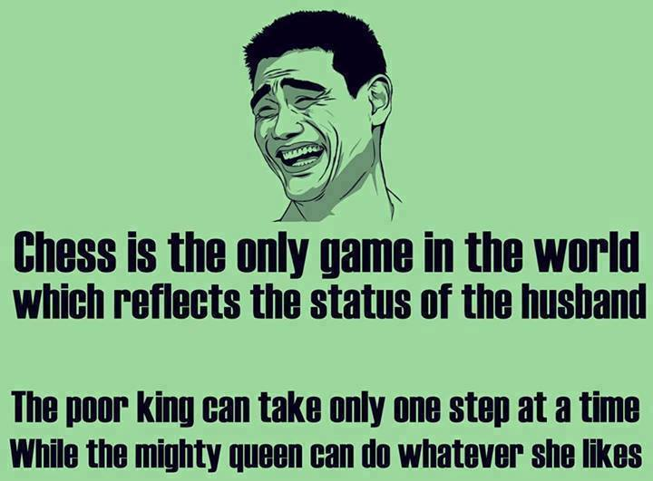 Funny Meme About Husband : Very funny chess meme photos and pictures that will