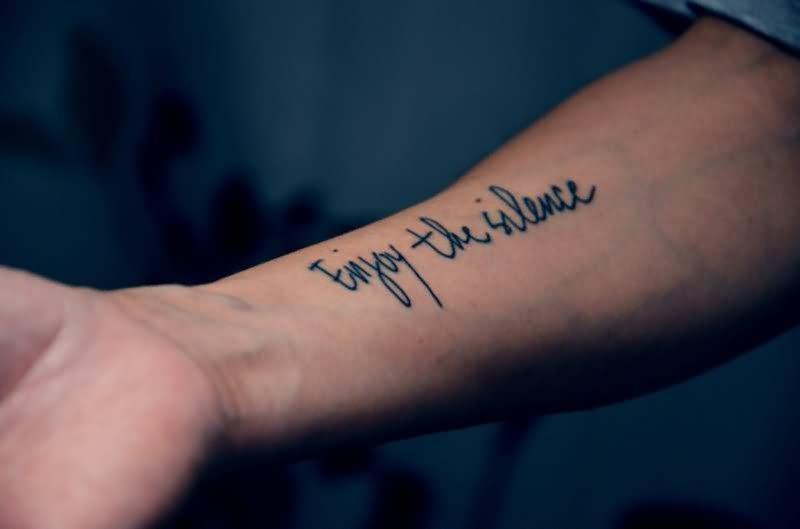 Arm Tattoos For Women Words Best Tattoo Ideas