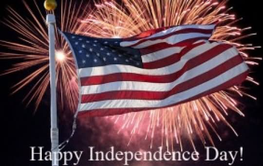 Image result for Bald Eagle, Flag, Declaration of Independence, Fireworks