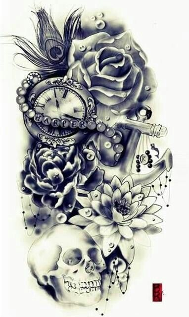10 Amazing Half Sleeve Tattoo Designs