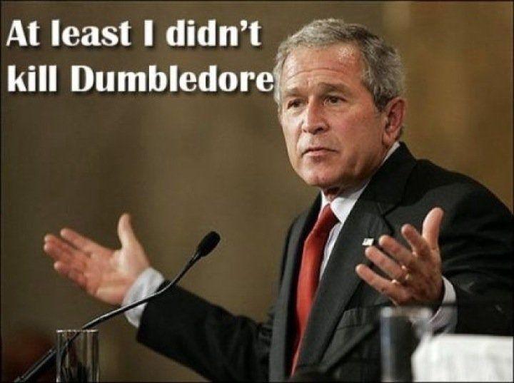 George W Bush Books