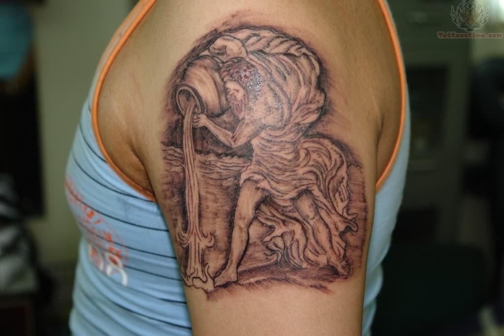 Татуировки знаки зодиака: эскизы