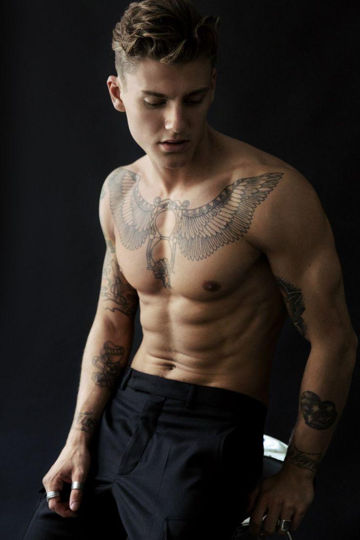 42 Beautiful Chest Tattoos