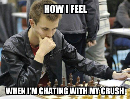 Funny Memes For A Crush : Very funny chess meme photos and pictures that will make you laugh