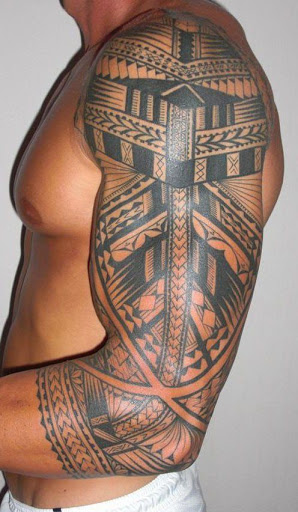 46 Cool Half Sleeve Tattoos