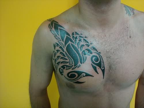 42  beautiful chest tattoos
