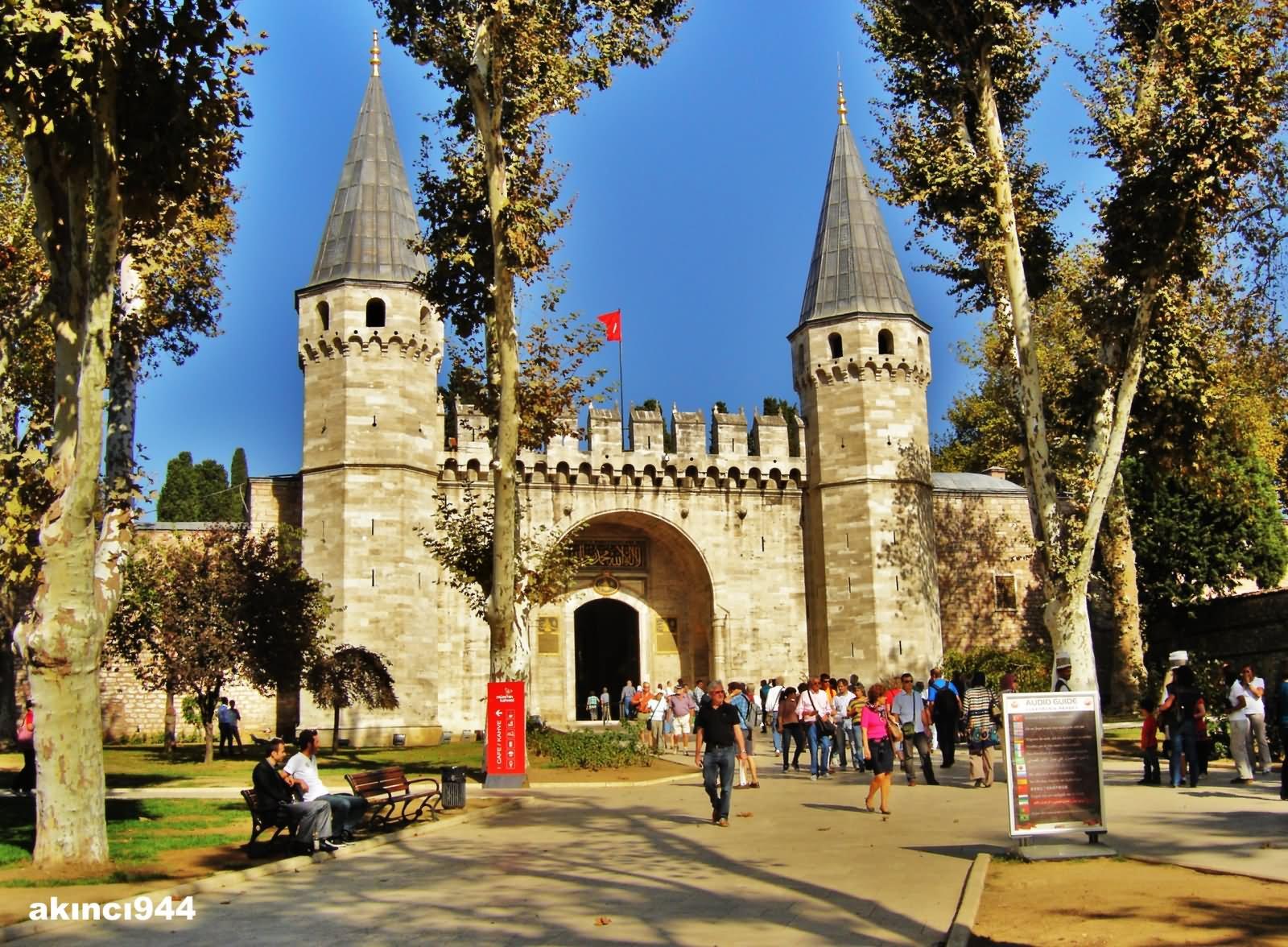 40 Very Beautiful Topkapi Palace In Istanbul, Turkey ...