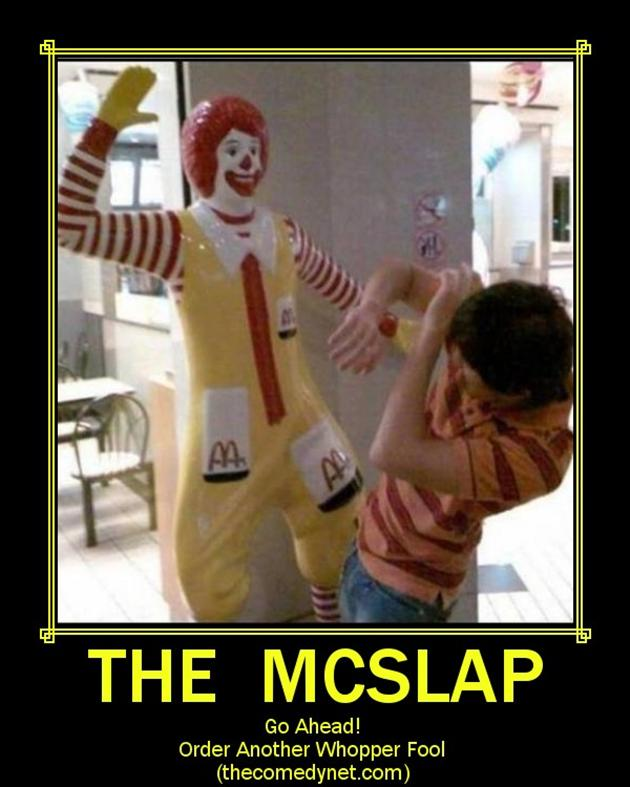 Ronald mcdonald having sex funny jokes picture