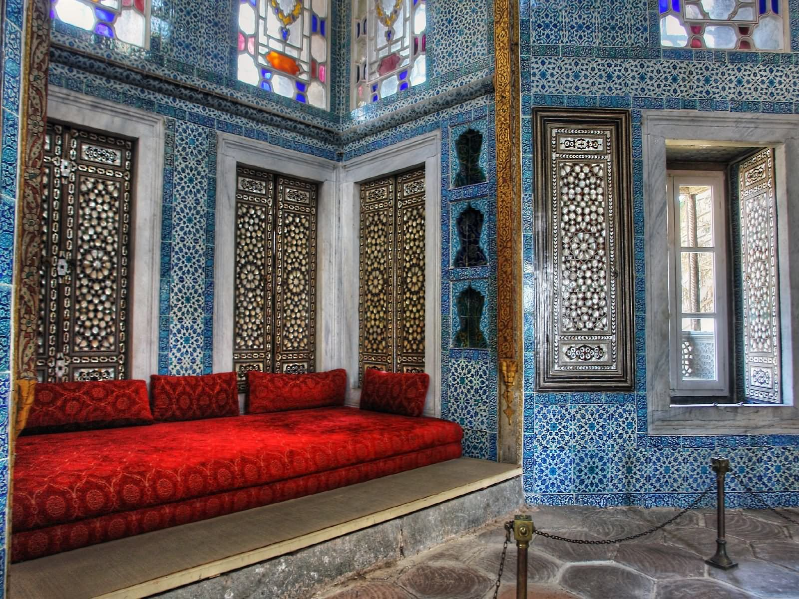 40+ Incredible Inside View Pictures And Images Of Topkapi ...
