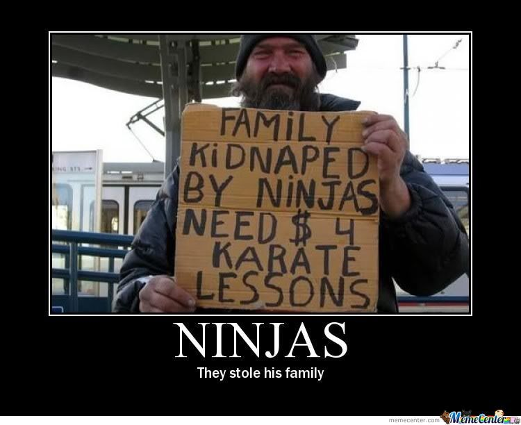 They Stole His Funny Ninja Meme Poster Image 31 most funniest ninja meme photos and images of all the time