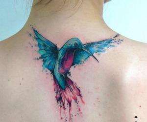29+ Fantastic Watercolor Bird Tattoos