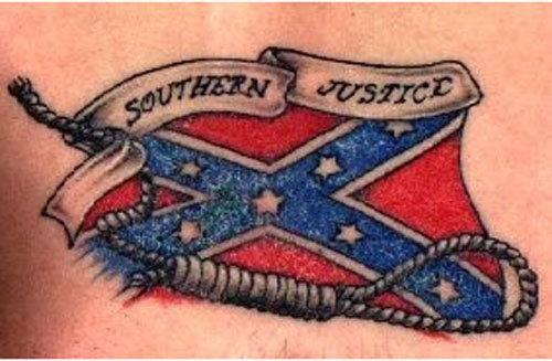 45+ Rebel Flag Tattoos