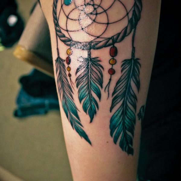 46+ Awesome Leg Tattoos