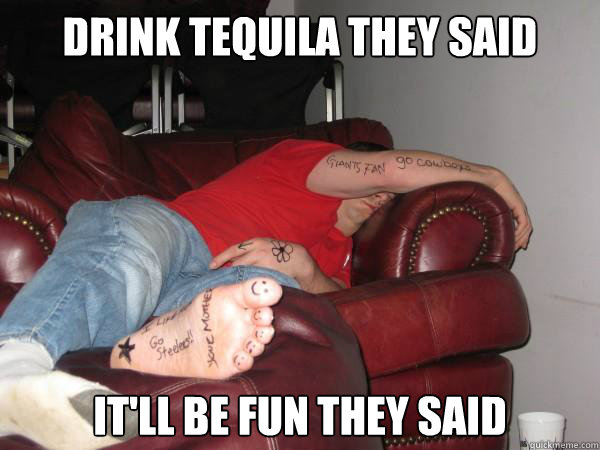 15 Very Funny Passed Out Meme Pictures And Images