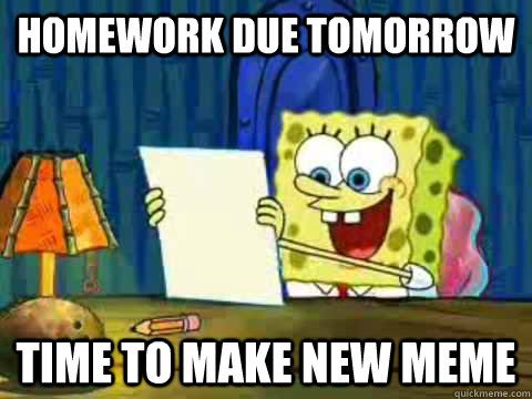 Help my homework is due tomorrow