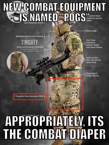 New Combat Equipment Is Named Pogs Funny Army Meme Picture 30 very funny army meme photos and picture of all the time
