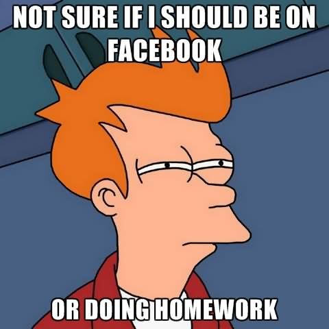 Should i not do my homework