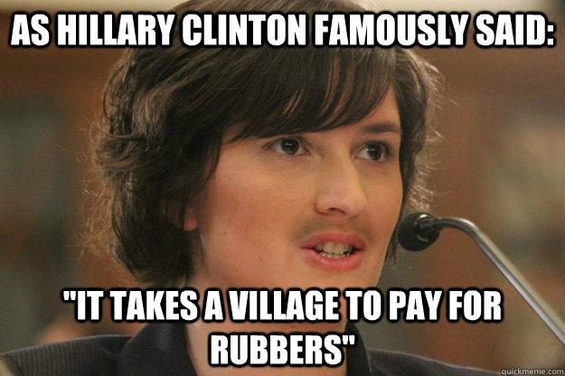 As Hillary Clinton Famously Said Funny Hillary Clinton Meme Image