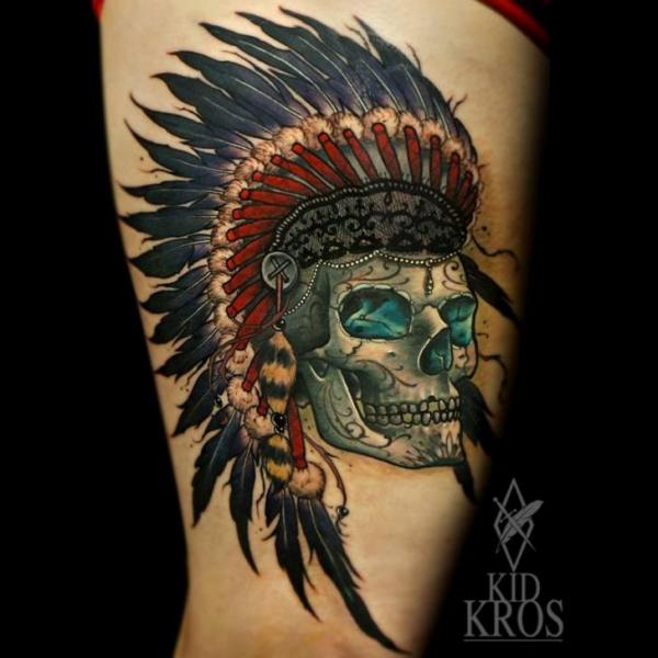 17 Indian Tattoo Designs, Samples And Inspirational Ideas