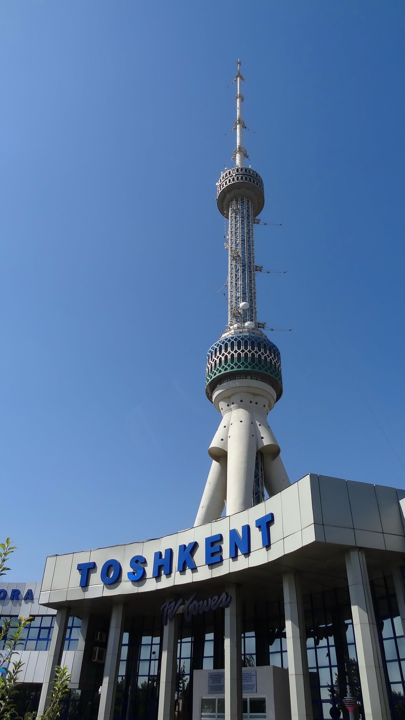 32 Adorable Pictures Of The Tashkent Tower In Uzbekistan