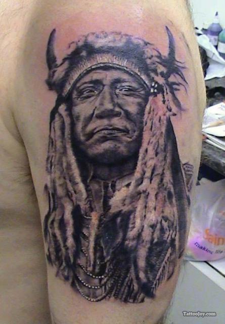 Justin Bieber Tattoo Leg 26+ Indian Chief Tatto...