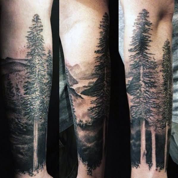 35 Amazing Nature Tattoos