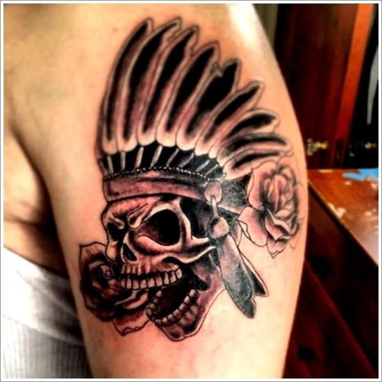 26+ Indian Chief Sleeve Tattoos