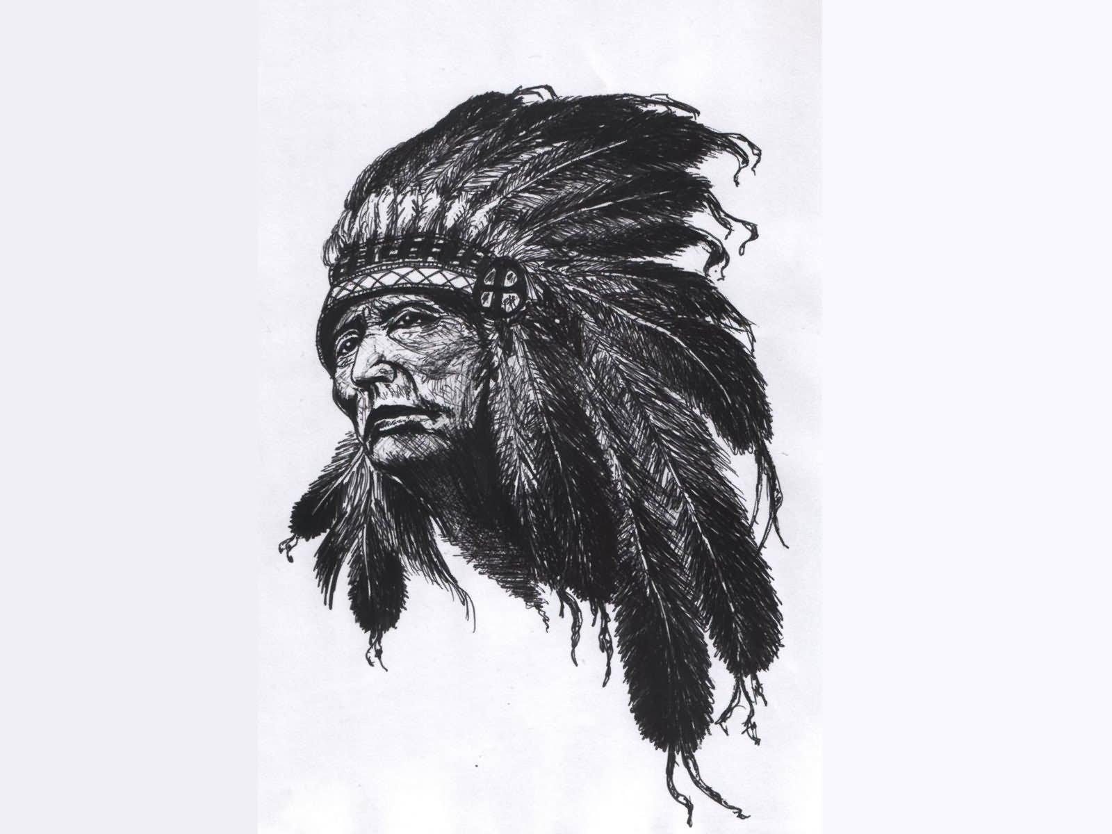 Getting A Native American Indian Tattoo The Trouble With - HD1600×1200