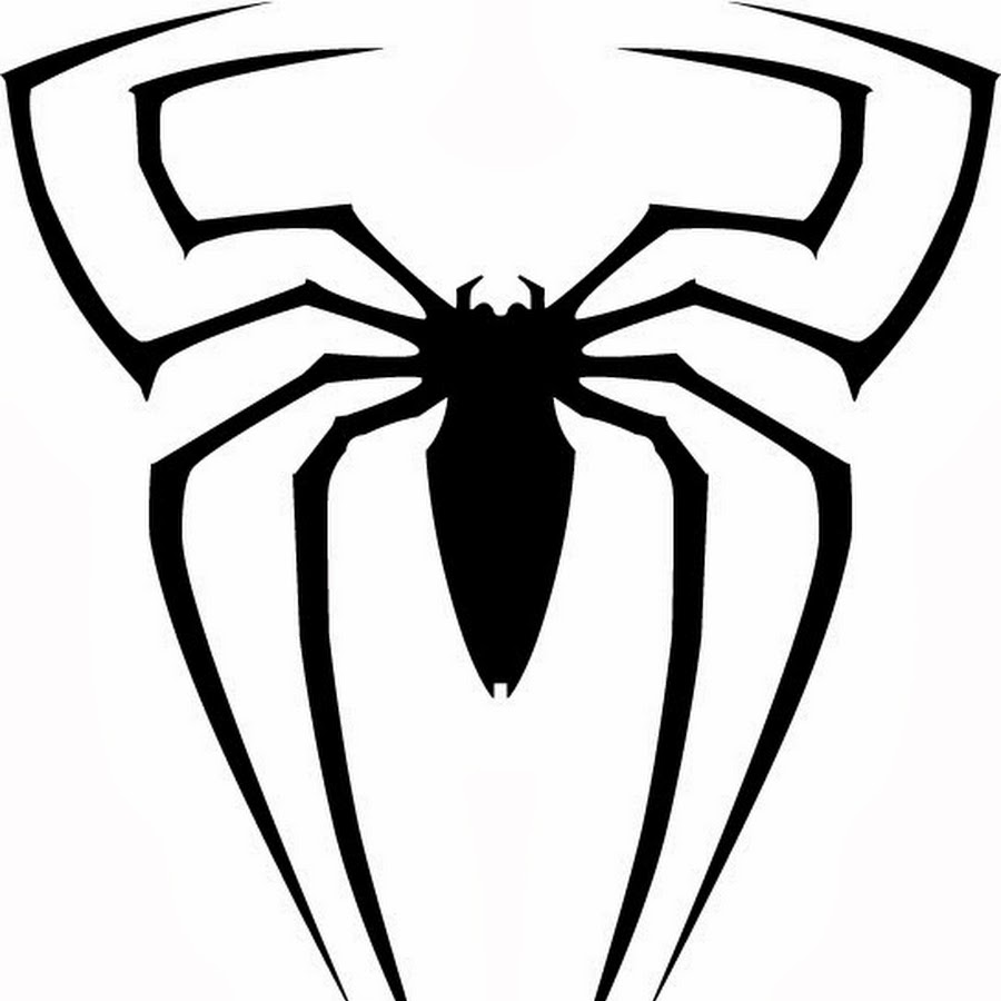 20 spiderman logo tattoo designs and pictures. Black Bedroom Furniture Sets. Home Design Ideas