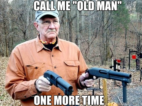 Funny Birthday Memes For Old Guys : Funniest old man memes that will make you laugh
