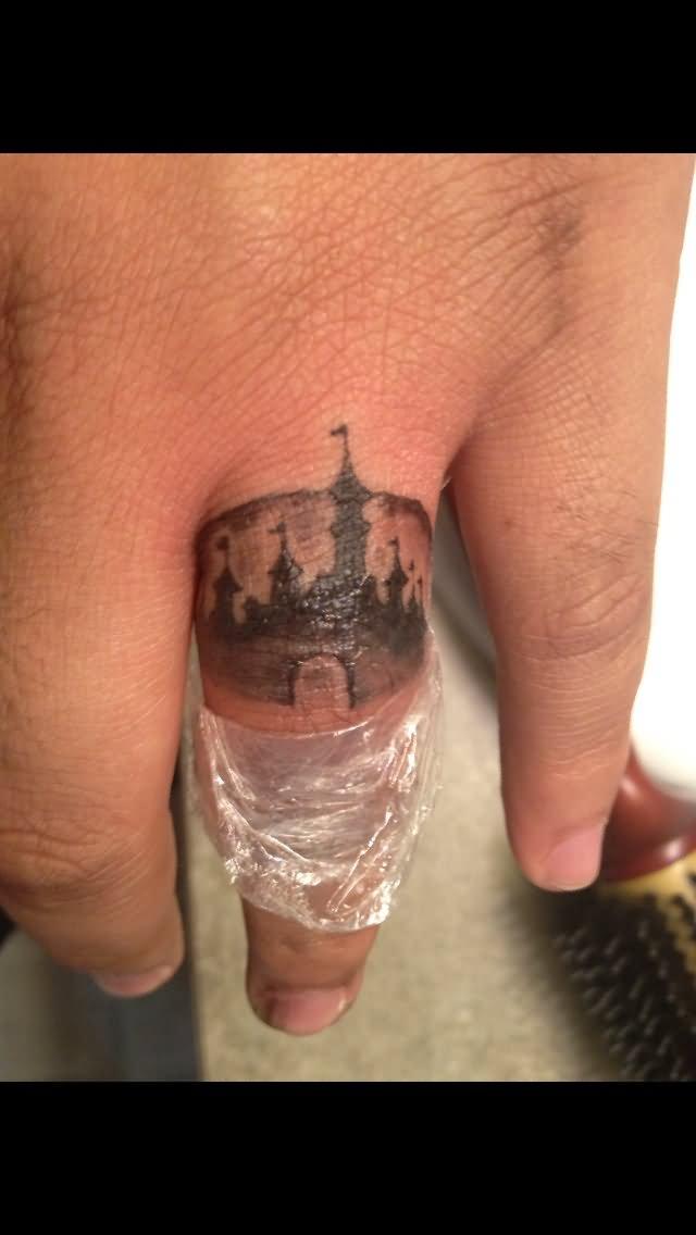 40+ Ring Finger Tattoos