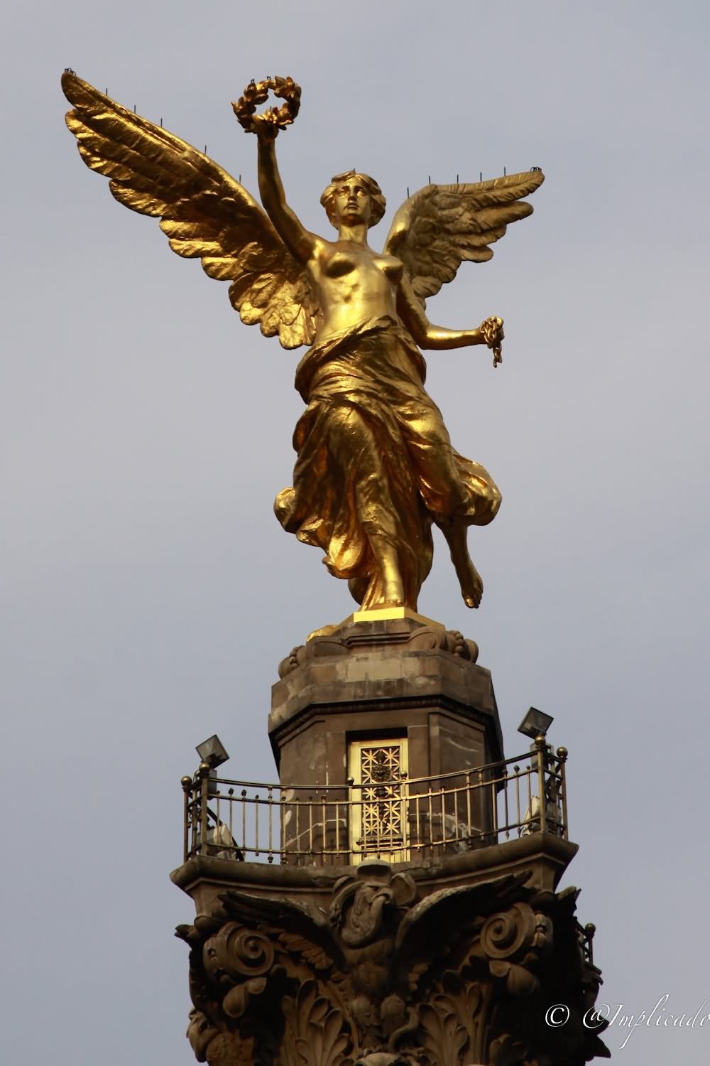 40 most amazing pictures and images of the angel of indep