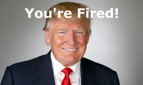 Donald Trump Say You Are Fired Funny Donald Trump Meme Picture For ...
