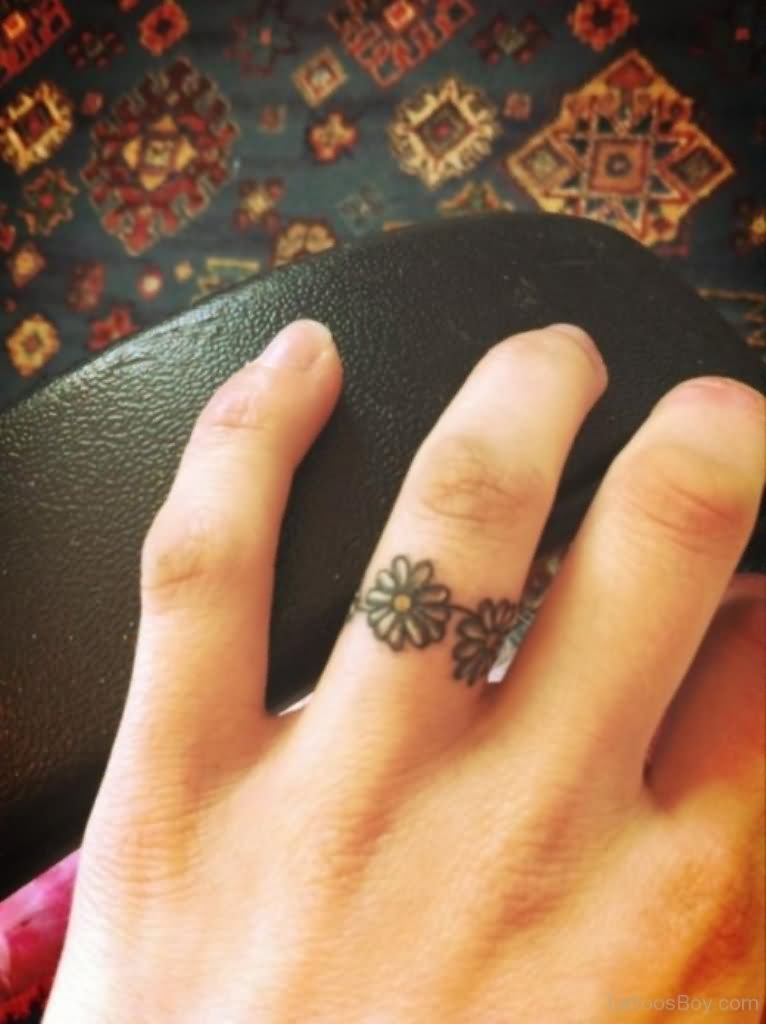 40 ring finger tattoos for Ring finger tattoos