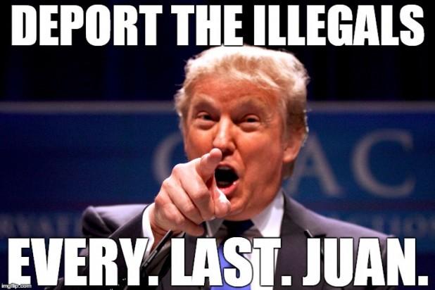 Funny Donald Trump Wall Memes : Image gallery i support trump meme