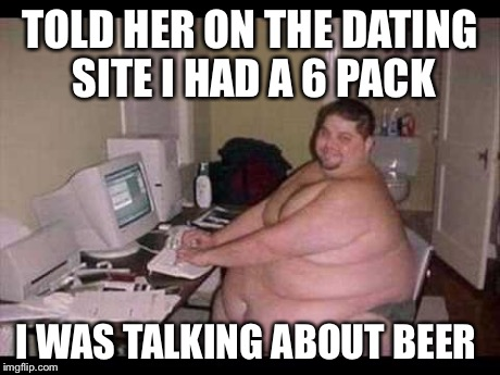 Online Dating (while fat) - YouTube