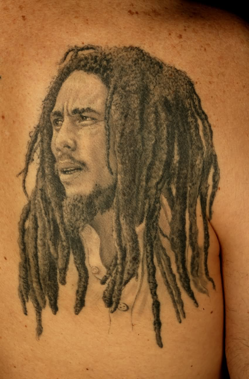 51 amazing bob marley tattoos