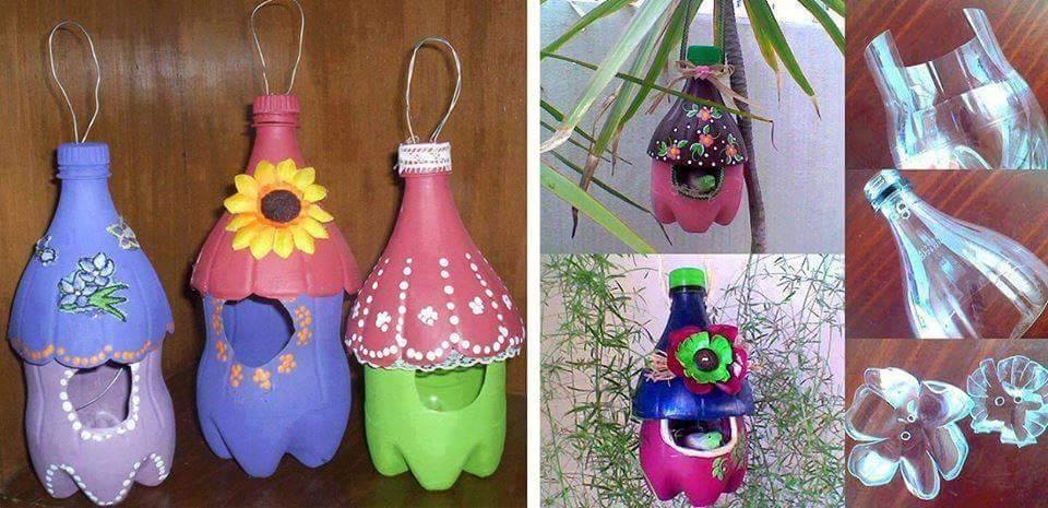 30 best way to reuse of waste plastic items for Home decoration from waste