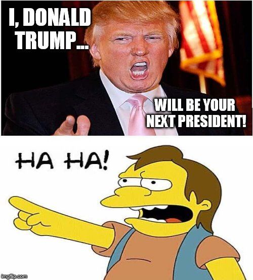 I Donald Trump Will Be Your Next President Funny Meme Picture 45 very funny donald trump meme images and photos of all the time