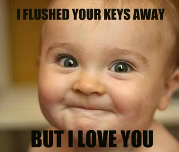 I Love You Meme: 42 Most Funny Baby Face Meme Pictures And Photos That Will