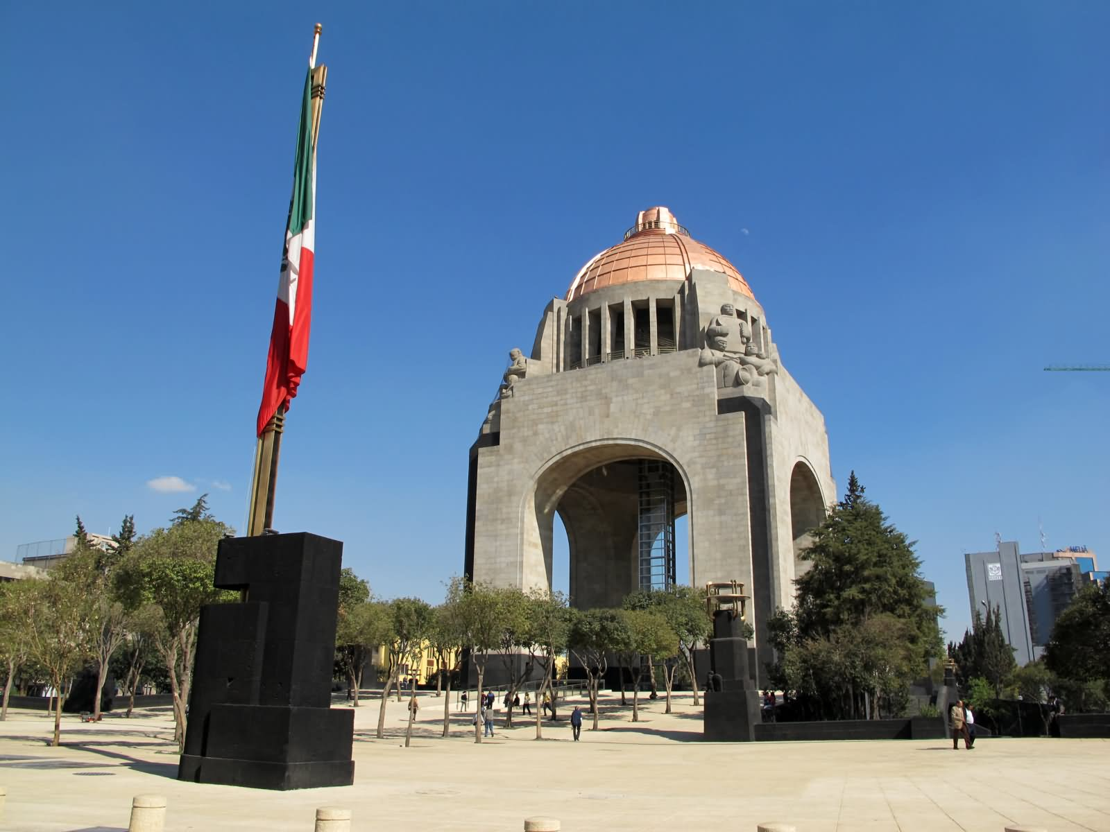 40 most beautiful pictures of monumento a la revolucion in mexico