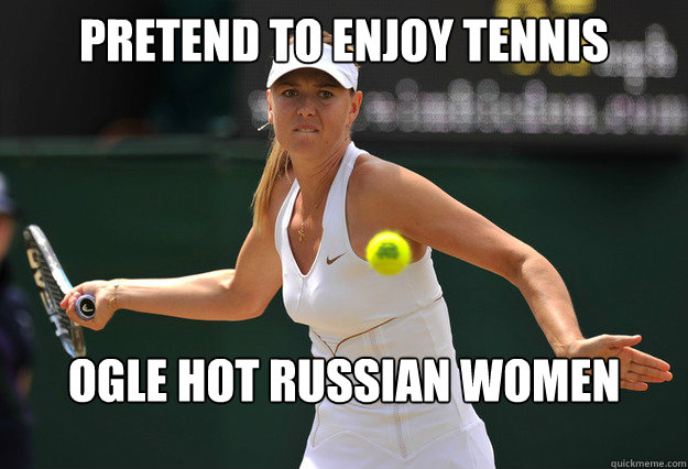Funny Meme For Hot Girl : 45 very funny tennis meme pictures and images of all the time