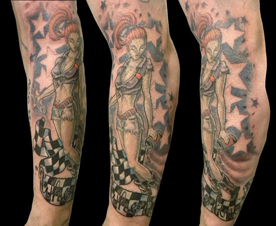 Full Hand Tattoo: 48+ Latest Full Sleeve Tattoos