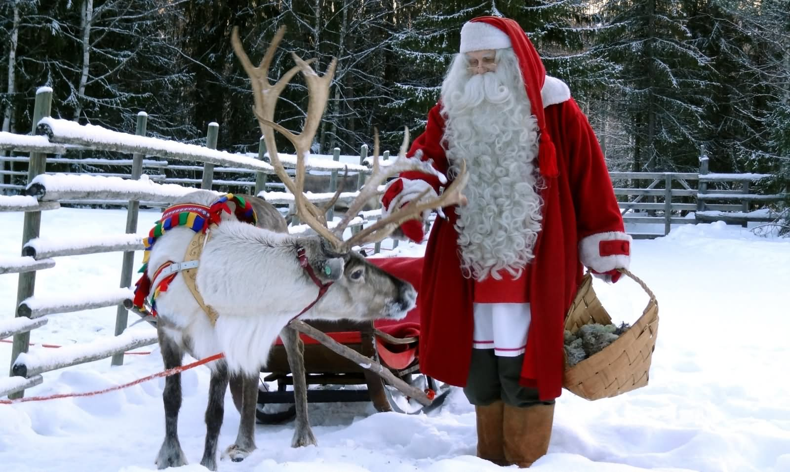 20 Most Adorable Pictures Of The Santa Claus Village In ...
