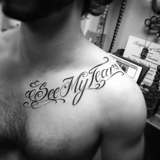 29+ Collar Bone Tattoos For Men