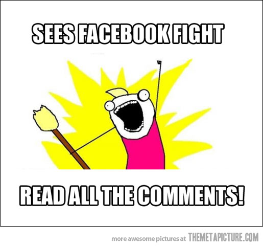 Very Funny Memes Facebook : Very funny fight meme images and pictures of all the time